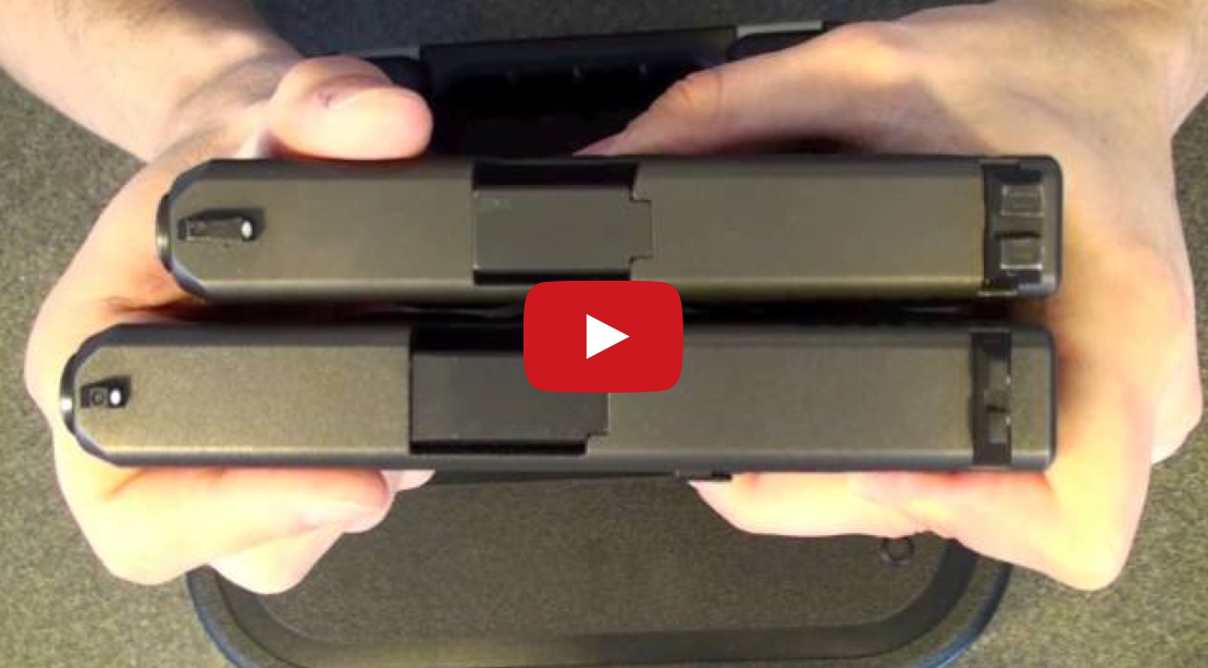 Glock 30S Overview and Comparison to Other Glocks Video