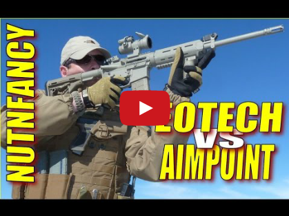 Aimpoint vs EOTECH - Game Changers Video