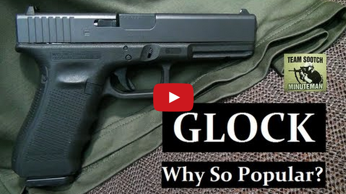 The Glock Pistol - Why So Popular Video