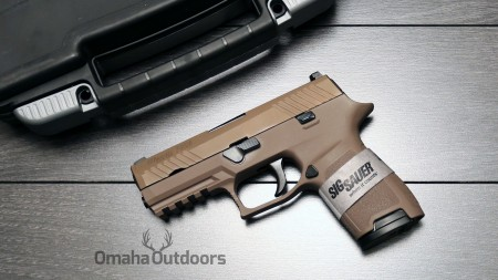 Gun Review: Sig Sauer P320 Compact - Elevating the Standard