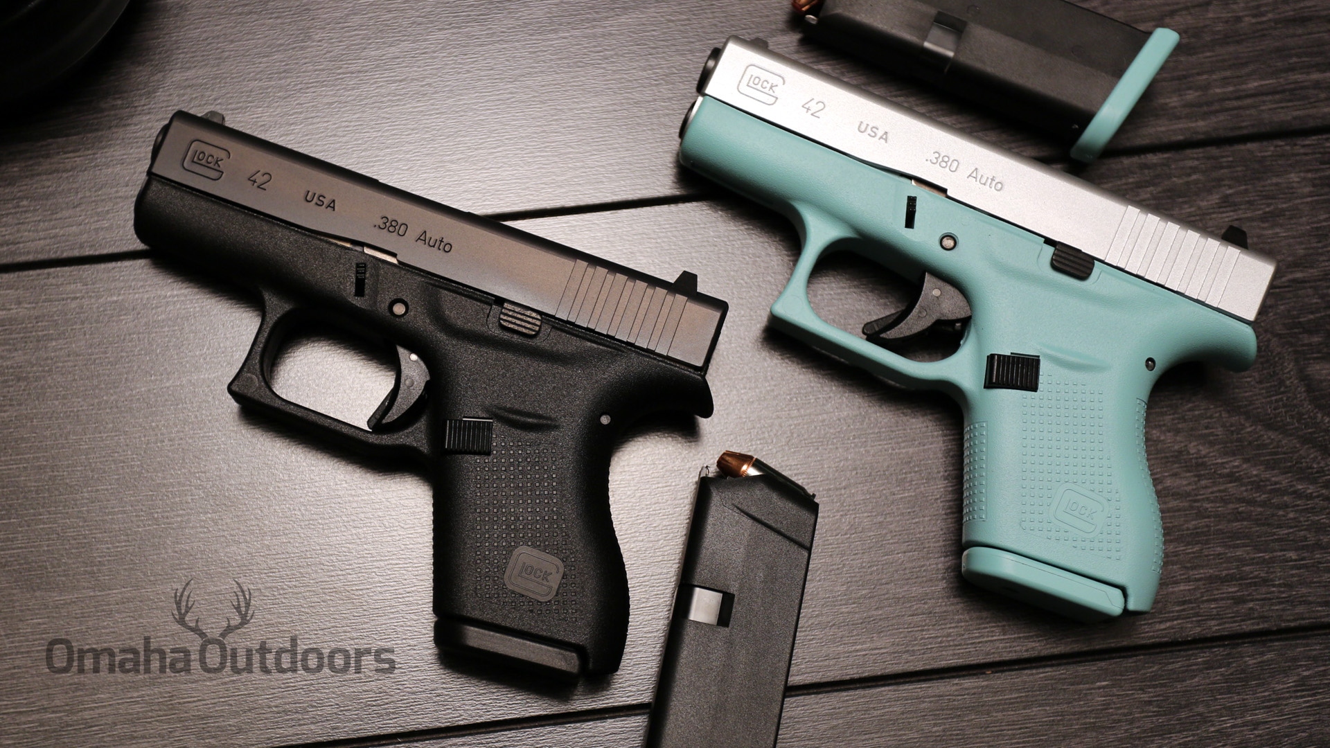 Gun Review: Glock 42 - Conceal Carry Gun That Won't Disappoint - Omaha Outdoors Blog