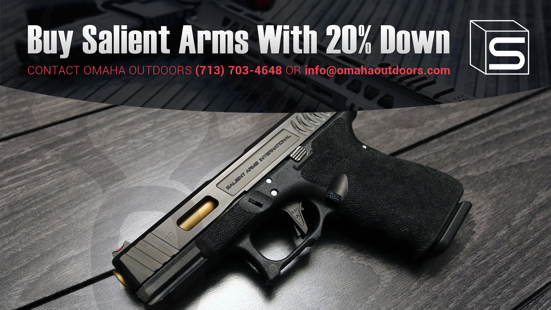 Salient Arms International Glock Tier Packages Omaha