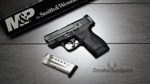 S&W M&P Shield 9mm No Thumb Safety