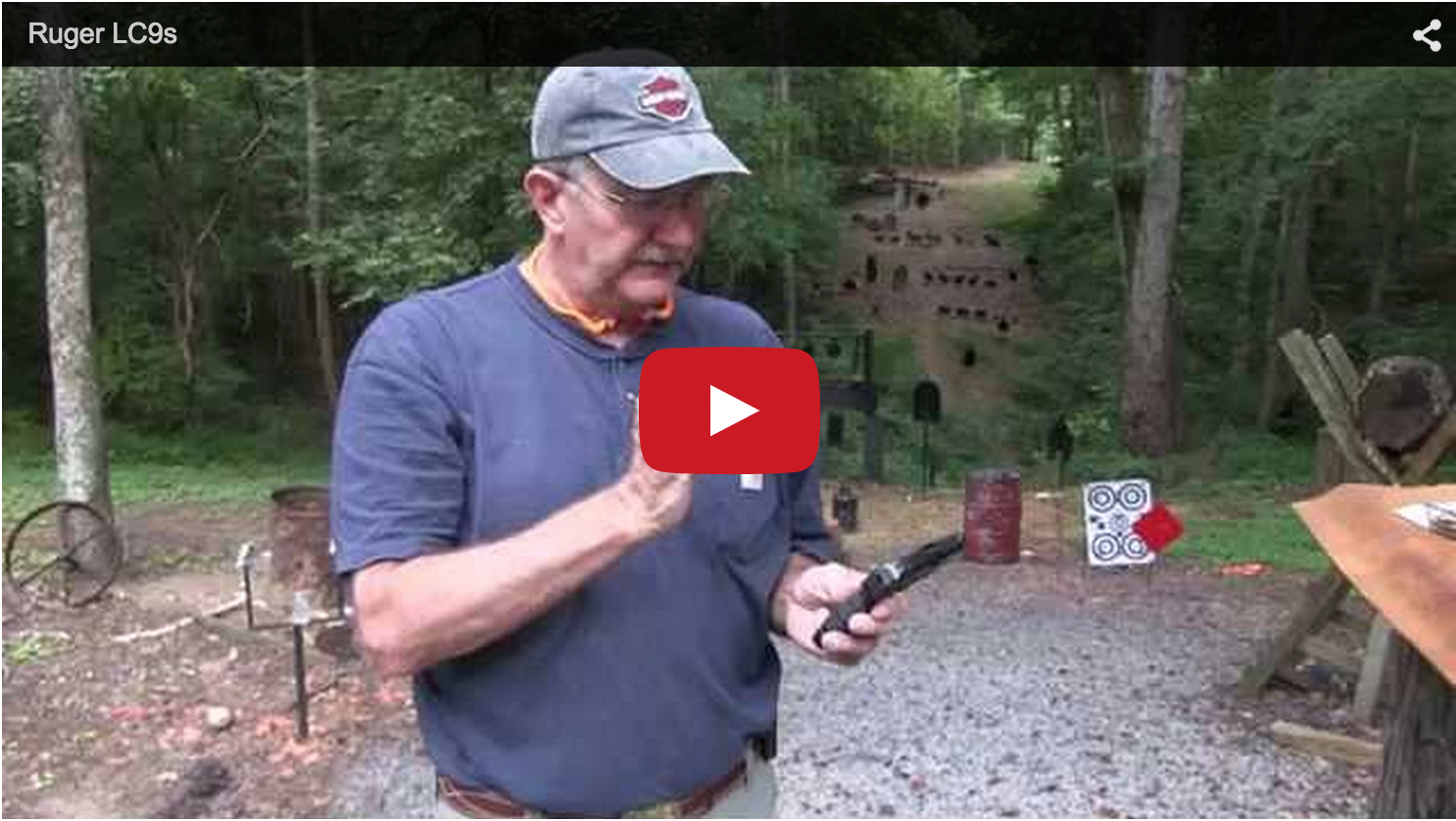 Ruger LC9s Review Video