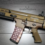 FN SCAR 16S FDE Rifle