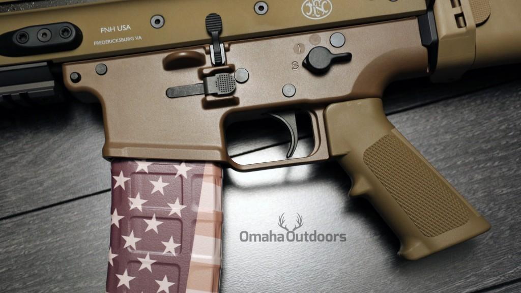 FN SCAR 16S FDE Trigger