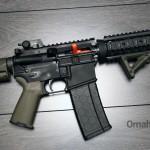 Colt LE6920 SOCO rifle