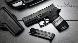 Sig P250 Compact 9mm DAO Handgun
