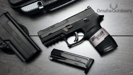 Gun Review: Sig Sauer P250 Compact 9mm - The Modular Choice - Omaha