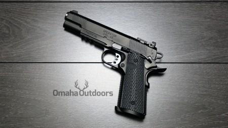 Gun Review: A Serious Tool - Springfield 1911 TRP Operator