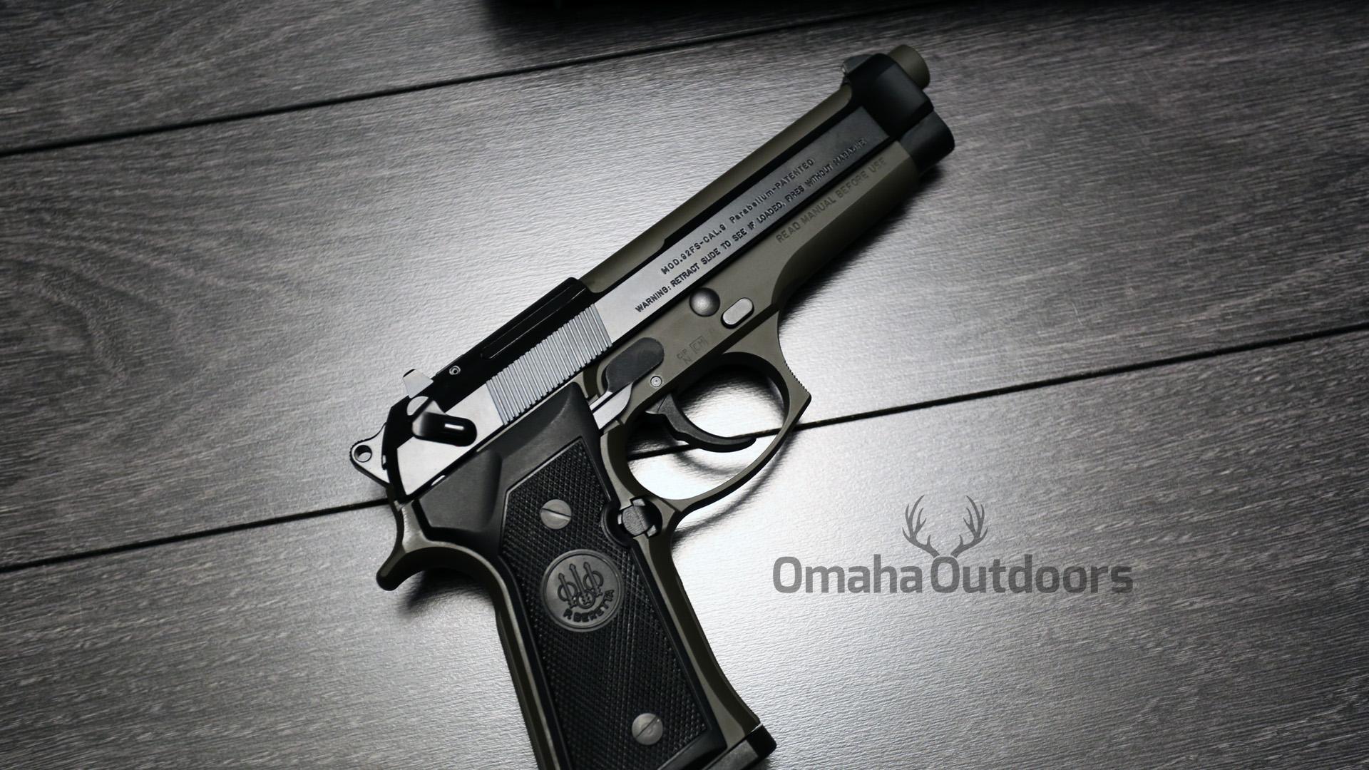 Gun Review: Beretta 92FS 9mm - The 30th Anniversary - Omaha Outdoors