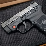 Smith & Wesson Bodyguard Crimson Trace Laser