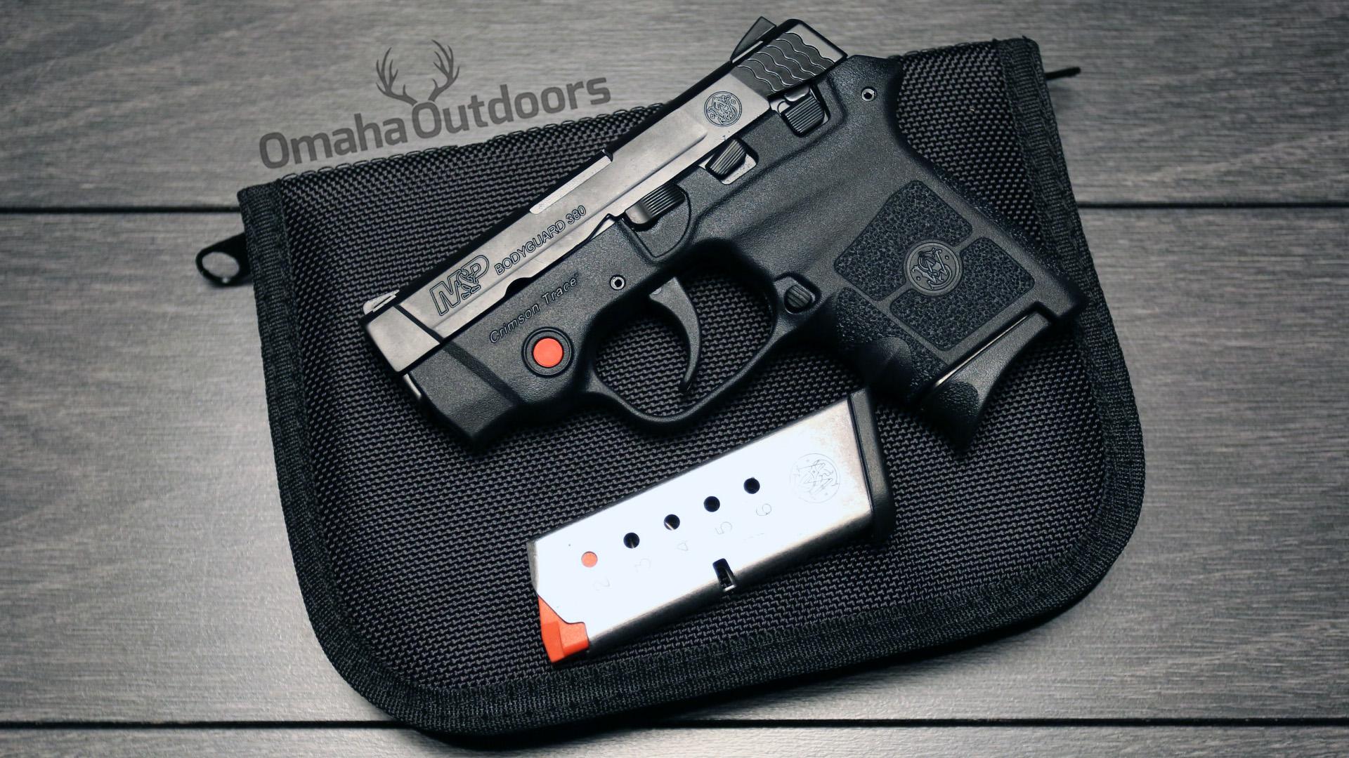 Gun Review: Smith & Wesson Bodyguard Crimson Trace Laser  380 ACP