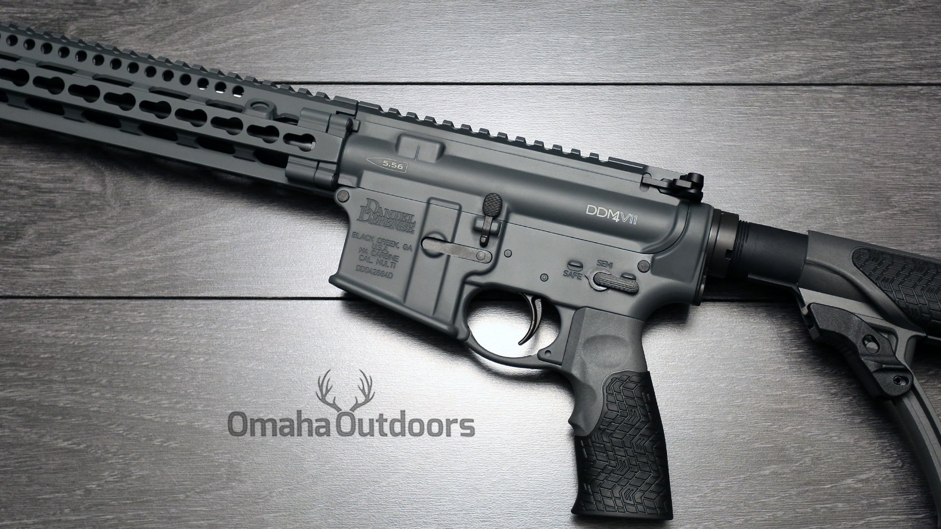 Daniel Defense DDM4 V11