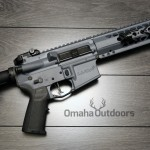 War Sport LVOA-C Colt Gray Rifle