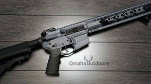 War Sport LVOA-C Colt Gray Rifle