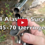.45-70 Derringer Shooting Video