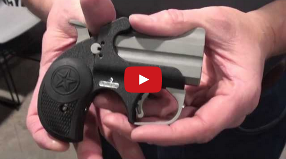 BOND ARMS Derringer Style Hand Cannons Video
