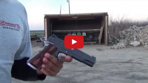 1911 9mm Range Time: Not What You Thought Video