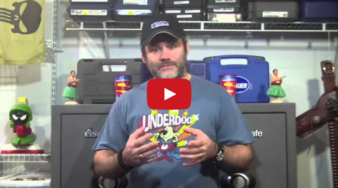 Stages of Concealed Carry Part One Video
