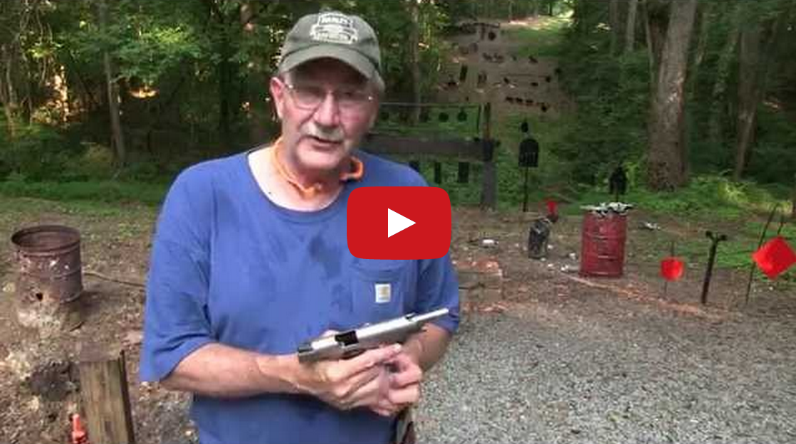 Ed Brown 1911 Special Forces Video