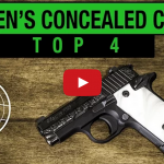 Top 4 Best Concealed Carry Guns for Women Video