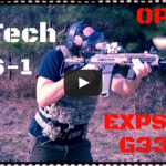 EOTech OPMOD EXPS3-0 HHS-I w/ G33 3X Magnifier Review Video