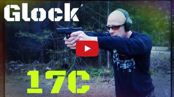 Glock 17C Compensated Full Size 9mm Review (HD) Video