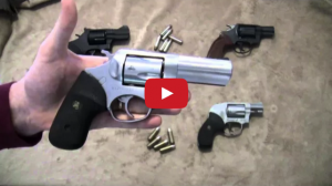 Favorite Conceal Carry Revolvers Video