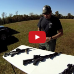 Rifle Optic Review AimPoint, ACOG, EOTech Video