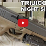 Trijicon HD Night Sights! Gold Standard for Glocks Video