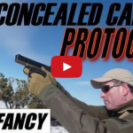 The Concealed Carry Protocol Video