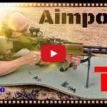 Aimpoint T-2 Micro Red Dot Review (HD) Video