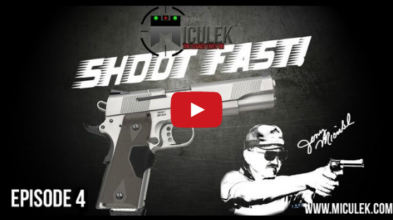 1911 Pistol Review With Jerry Miculek Video