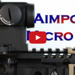 Aimpoint Micro H-1 2MOA Video