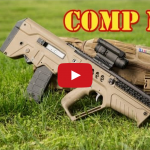 Sight for the Tavor - Aimpoint Comp M4 Video
