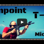 Aimpoint T-1 Micro Red Dot Optic Review (HD) Video