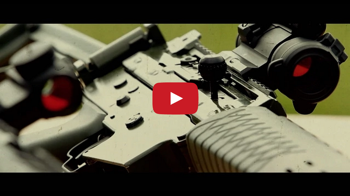 Behind the Scenes at Aimpoint Factory in Sweden Video