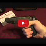 Bersa Thunder .380 Concealed Carry Review Video
