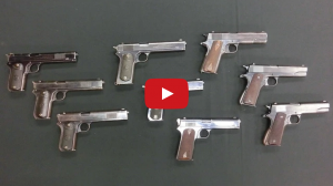 Development of the Model 1911 Pistol Video