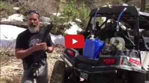 Costa Ludus War Sport Built Rifle Video