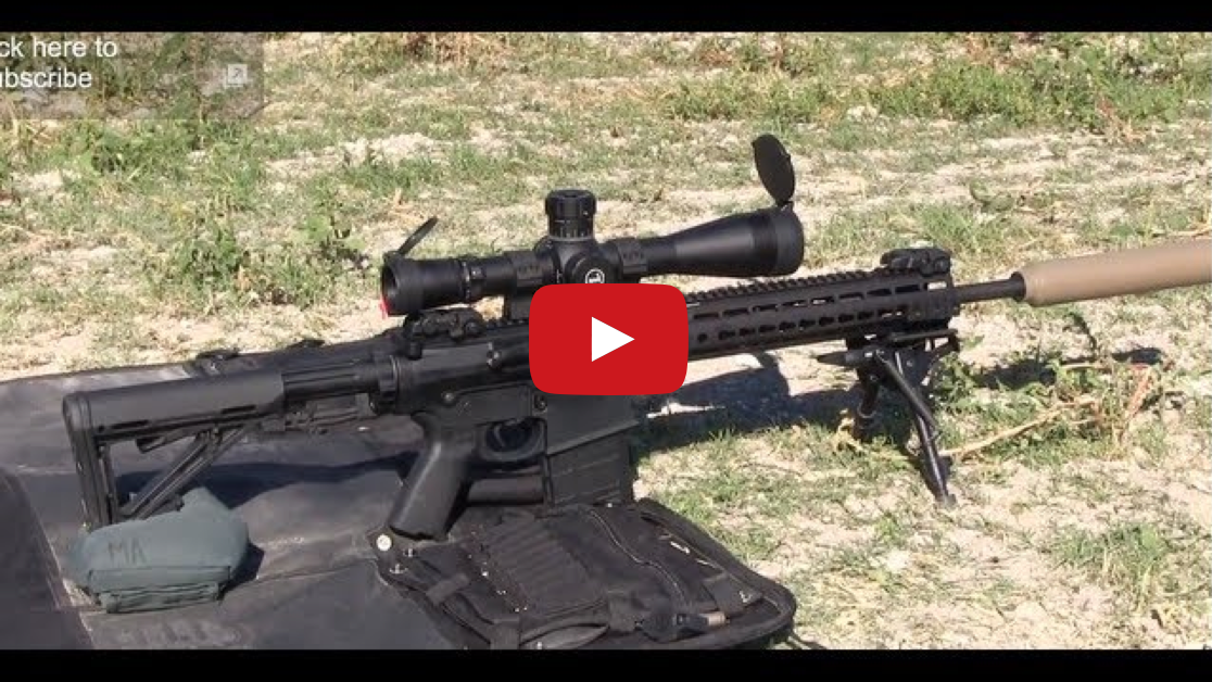 Primary Weapon System PWS MK216 308 Rifle Overview