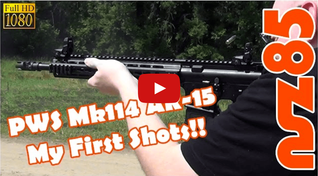 PWS MK114 First Shots & Impressions