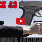 Glock 43 Single Stack 9mm Pistol Review by Daniel Shaw