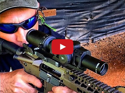 Trijicon AccuPower 1-4x24 Scope Review
