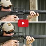 Colt SP1 Vs Colt AR15-A2