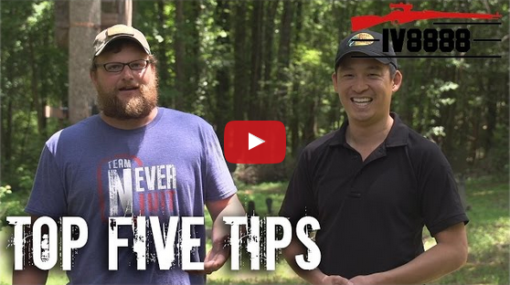 Top 5 Tips For New Shooters