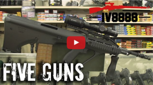 Top 5 Awesome Bullpups
