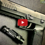 The Exceptional and Modular Sig P320 9mm Pistol