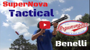 Benelli SuperNova Shotgun Review Video